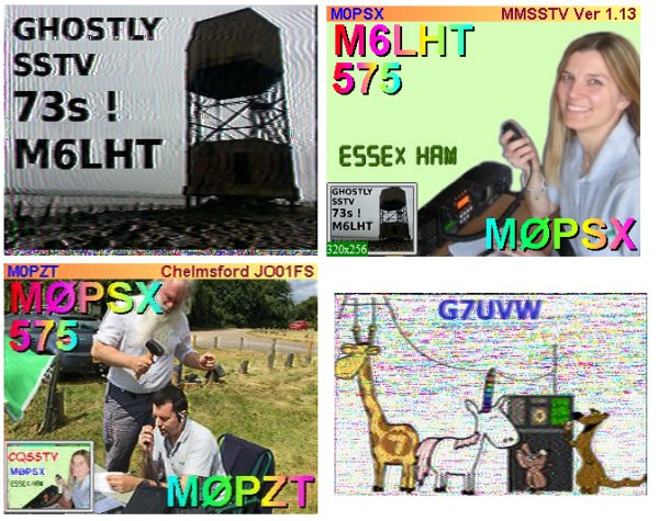 Essex 2m Activity Day 28 Nov 15 Report