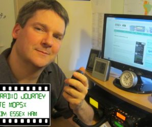 Journey into Amateur Radio (Pete M0PSX)