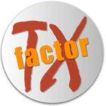 TX Factor Logo