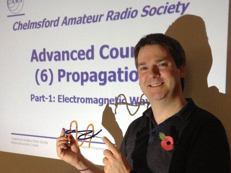 Chelmsford Amateur Radio Advanced Revision Course