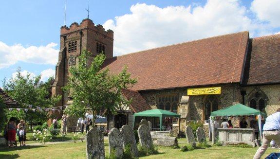 All Saints Church Fete, Springfield, Essex