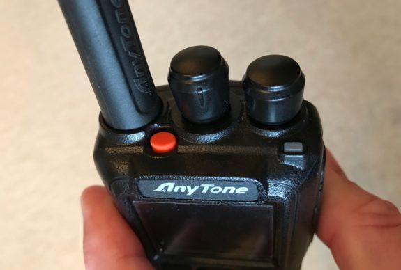 Review: AnyTone AT-D868UV Dual-band DMR Handheld | Essex Ham