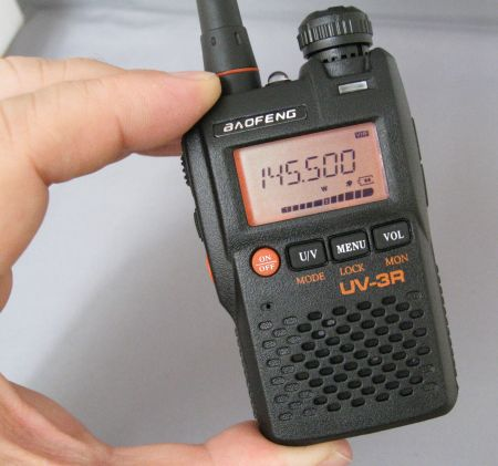 Baofeng UV-3R Transceiver