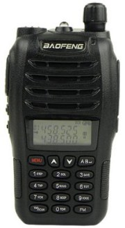 Baofeng UV-B6 Handheld Radio Review