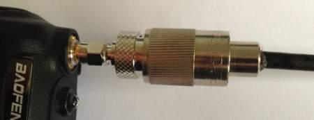 Baofeng UV-B6 Antenna Connectors - Pic 02