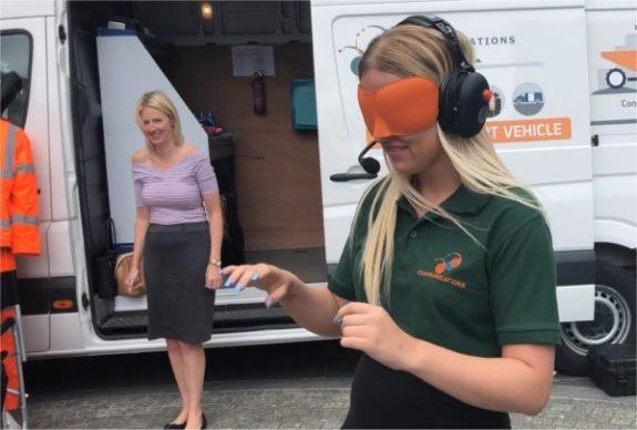 dBD Communications demo