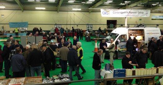 Scene 2 from Cambridge Rally 2012