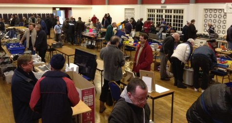 Canvey Rally 2012 Hall Photo 2