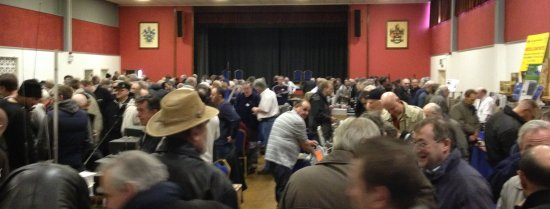 Canvey Rally 2013 - Busy
