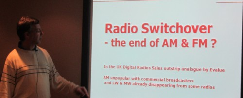 Will FM and AM switch off? Murray explains all