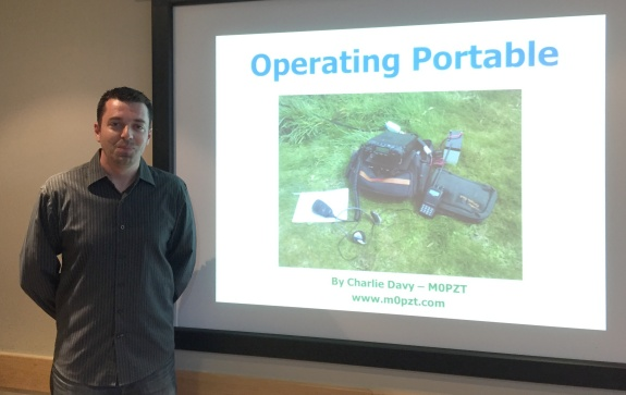 Operating Portable Talk 05 May 15