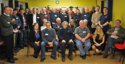 CARS Skills Workshop - Group Photo Jan 2104