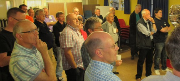 Some of the attendees for Skills June 2014