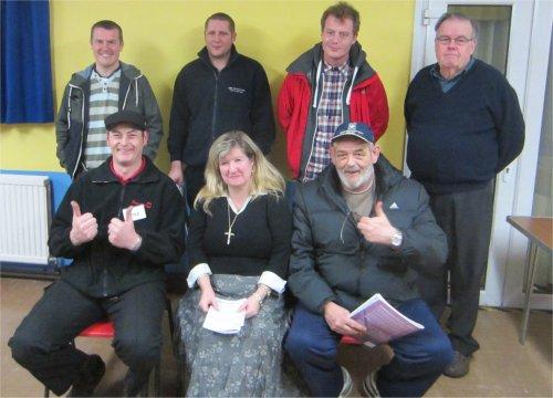CARS Foundation Passes Feb 2014
