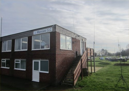 Marconi Sailing Club 25 January 2014
