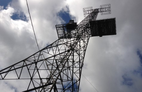 Chain Home Tower at BAE Systems, Gt. Baddow