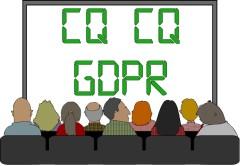 CQ CQ GDPR
