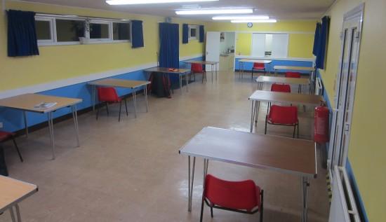 Danbury Village Hall - Interior (Small Hall)