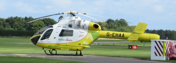 Air Ambulance Weekend 2015