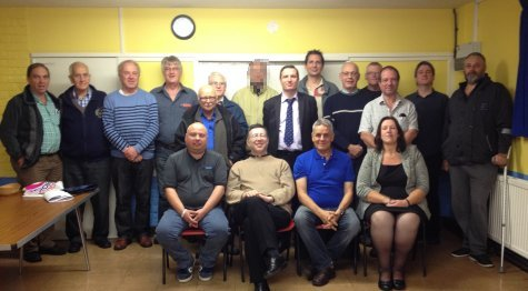 Essex Repeater Group AGM Oct 2013