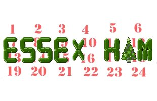 Essex Ham Advent Graphic
