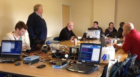 Essex RAYNET Workshop March 2014 - Photo 1