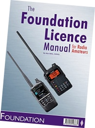 Foundation Licence Manual