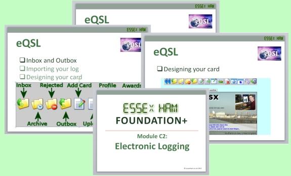 Essex Ham Foundation+ Training Material