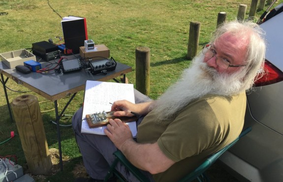 Peter G0DZB on 30m CW