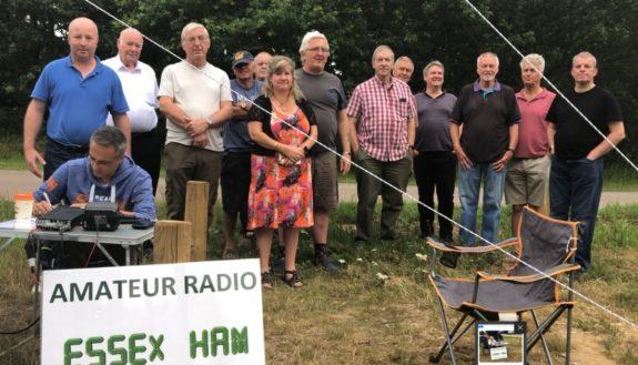Galleywood Gathering 06 July 2019 Group Photo
