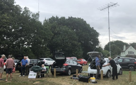 Essex Ham at Galleywood Common 06 July 2019 Group Photo