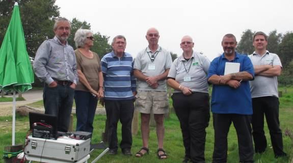 Essex Hams at Galleywood – 06 Sept 2014