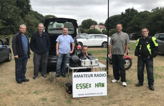 Galleywood Field Afternoon 19 August 2018