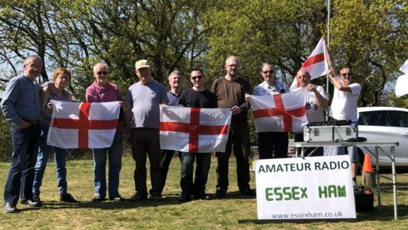 Essex Ham Group Shot 20 Apr 2019