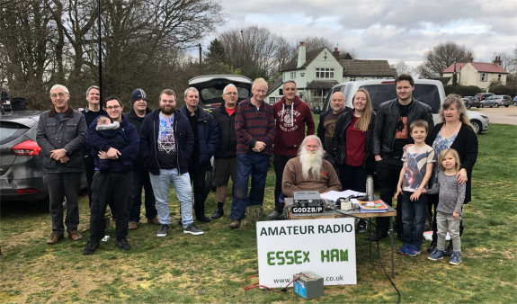 Galleywood Gathering 23 March 2019 Group Photo