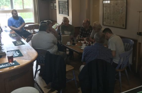 Galleywood Gathering 29 July 18
