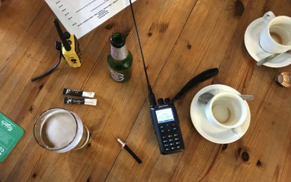 Galleywood Gathering Pub Table 29 July 18
