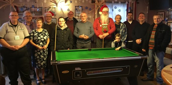 Essex Hams Galleywood Gathering Dec 2015