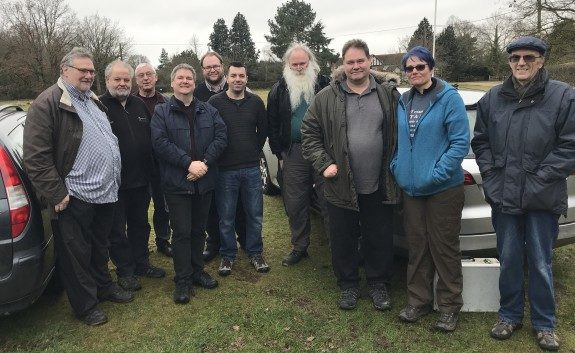 Galleywood Gathering 11 March 2018