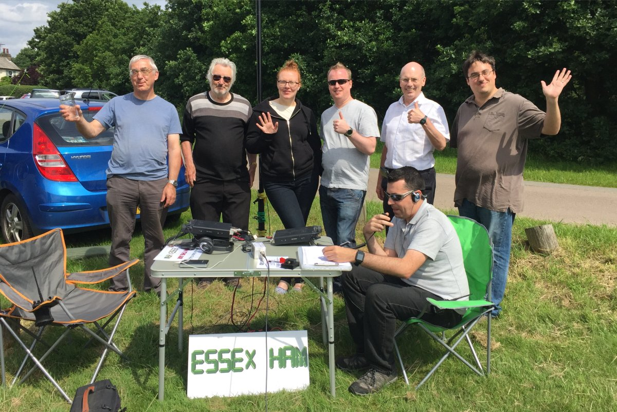 Galleywood Common GB1JSS 19 June 2016