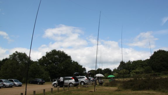 GB1JSS 2015 at Galleywood Common