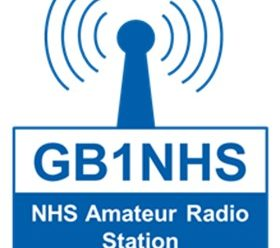 Launch of GB1NHS – 8th May 2018