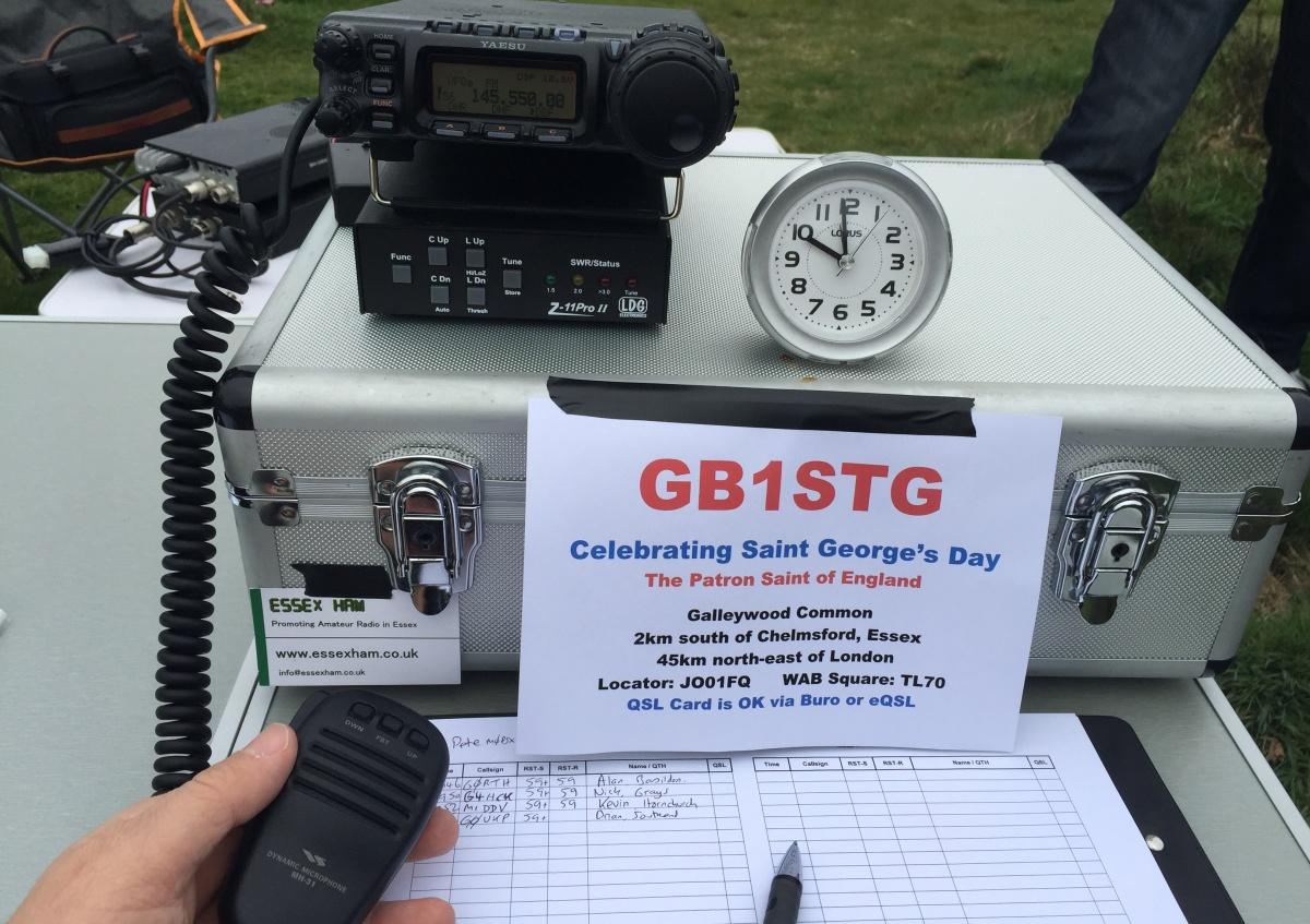 GB1STG at Galleywood Common 2015