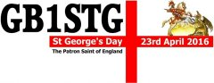 St George's Day at Galleywood Common 2016