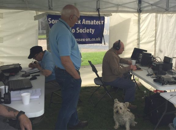 2m and HF stations on air for Museums On The Air 2016
