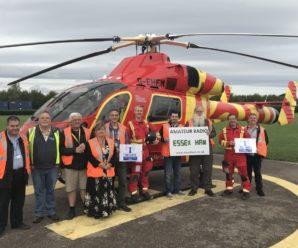 Air Ambulance Week 2018 Review