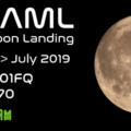 GB5AML Apollo Moon Landing