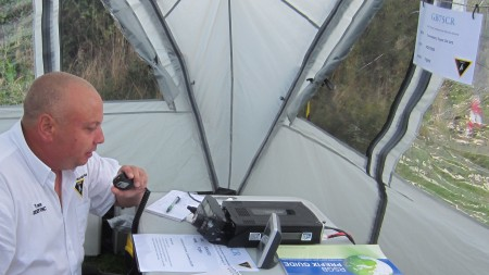 Tom 2E0TNC operating GB75CR from Canewdon