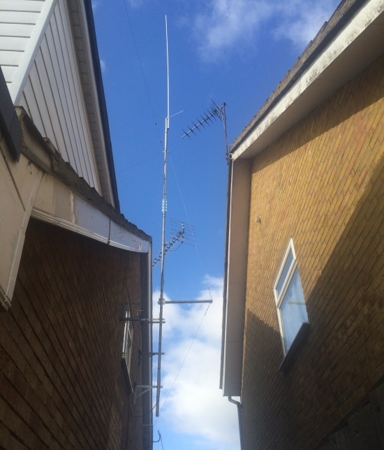 GB7EX Antenna
