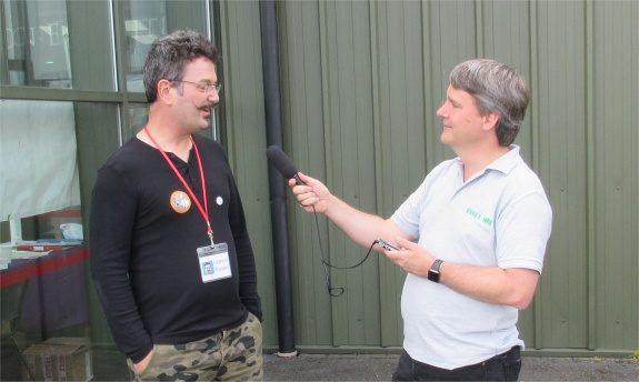 Pete M0PSX interviews Michael G0POT about trhe new RSGB Inspire initiative